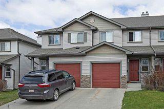 Photo 1: 21 2816 34 Avenue in Edmonton: Zone 30 Townhouse for sale : MLS®# E4202564