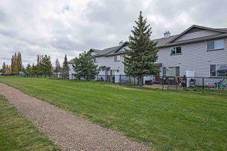 Photo 28: 21 2816 34 Avenue in Edmonton: Zone 30 Townhouse for sale : MLS®# E4202564