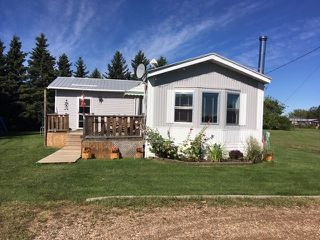 Photo 1: 48028 RR 133: Rural Beaver County Manufactured Home for sale : MLS®# E4211496