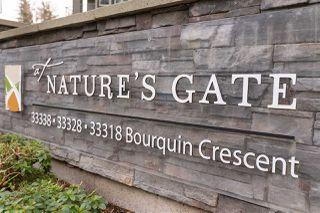 """Photo 3: 309 33338 E BOURQUIN Crescent in Abbotsford: Central Abbotsford Condo for sale in """"Nature's Gate"""" : MLS®# R2516251"""