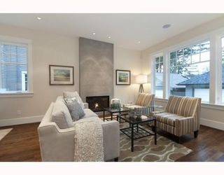 Photo 6: 6467 LARCH ST in Vancouver: Kerrisdale House for sale (Vancouver West)  : MLS®# V809807