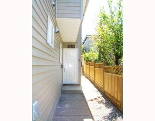 Photo 1: 5116 MANOR Street in Burnaby: Central BN House 1/2 Duplex for sale (Burnaby North)  : MLS®# V641778