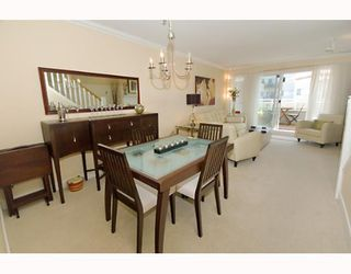 """Photo 4: 16 1203 MADISON Avenue in Burnaby: Willingdon Heights Townhouse for sale in """"MADISON GARDENS"""" (Burnaby North)  : MLS®# V647413"""