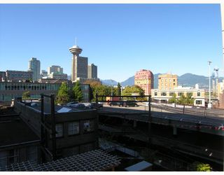 """Photo 8: 401 531 BEATTY Street in Vancouver: Downtown VW Condo for sale in """"531 BEATTY"""" (Vancouver West)  : MLS®# V667517"""