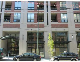 """Photo 1: 401 531 BEATTY Street in Vancouver: Downtown VW Condo for sale in """"531 BEATTY"""" (Vancouver West)  : MLS®# V667517"""