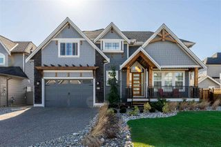 Photo 1: 2625 CABOOSE Place in Abbotsford: Aberdeen House for sale : MLS®# R2409119