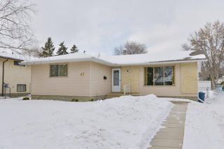 Photo 1: 47 Newcastle Road in Winnipeg: Fort Richmond Residential for sale (1K)  : MLS®# 202004307