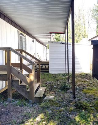 Photo 5: 9 4200 DEWDNEY TRUNK Road in Coquitlam: Ranch Park Manufactured Home for sale : MLS®# R2443203