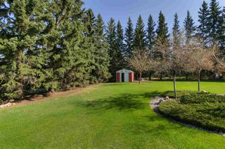 Photo 40: 4 VIEW Drive: Rural Sturgeon County House for sale : MLS®# E4197241