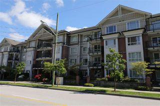 """Photo 1: 206 14960 102A Avenue in Surrey: Guildford Condo for sale in """"Max"""" (North Surrey)  : MLS®# R2457466"""