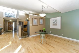 Photo 10: 38 500 LESSARD Drive in Edmonton: Zone 20 Townhouse for sale : MLS®# E4210911