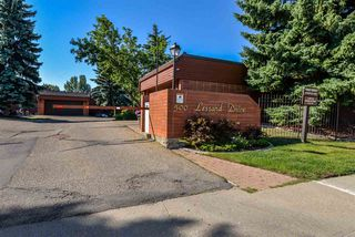 Photo 32: 38 500 LESSARD Drive in Edmonton: Zone 20 Townhouse for sale : MLS®# E4210911