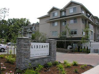 "Photo 1: 201 19366 65TH Avenue in Surrey: Clayton Condo for sale in ""LIBERTY"" (Cloverdale)  : MLS®# F2716289"
