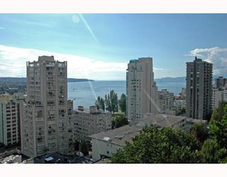 "Photo 9: 1202 1219 HARWOOD Street in Vancouver: West End VW Condo for sale in ""THE CHELSEA"" (Vancouver West)  : MLS®# V663040"