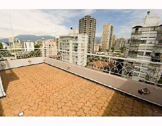 "Photo 8: 1202 1219 HARWOOD Street in Vancouver: West End VW Condo for sale in ""THE CHELSEA"" (Vancouver West)  : MLS®# V663040"