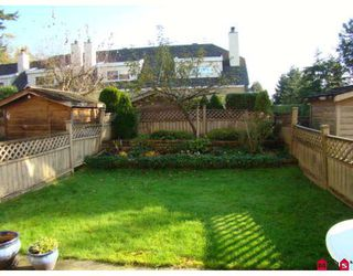 """Photo 7: 11 7560 138TH Street in Surrey: East Newton Townhouse for sale in """"PARKSIDE"""" : MLS®# F2727613"""