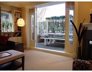 Photo 3: # 105 2036 YORK AV in Vancouver: Condo for sale : MLS®# V690944
