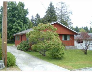 Main Photo: 5682 CREEKSIDE Place in Sechelt: Sechelt District House for sale (Sunshine Coast)  : MLS®# V701500