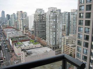 "Photo 4: 2307 909 MAINLAND Street in Vancouver: Downtown VW Condo for sale in ""YALETOWN PARK 2"" (Vancouver West)  : MLS®# V631368"