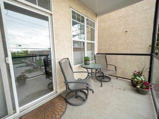 Photo 16: 207 9828 112 Street in Edmonton: Zone 12 Condo for sale : MLS®# E4173279
