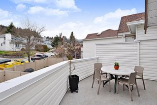 "Photo 14: 104 1232 JOHNSON Street in Coquitlam: Scott Creek Townhouse for sale in ""GREENHILL PLACE"" : MLS®# R2438974"
