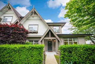Main Photo: 43 7288 HEATHER Street in Richmond: McLennan North Townhouse for sale : MLS®# R2470351