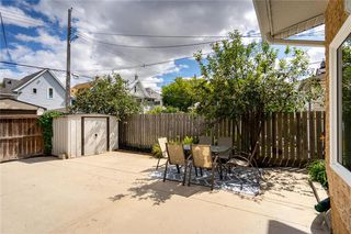Photo 36: 531 Craig Street in Winnipeg: Wolseley Residential for sale (5B)  : MLS®# 202017854