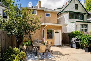 Photo 37: 531 Craig Street in Winnipeg: Wolseley Residential for sale (5B)  : MLS®# 202017854