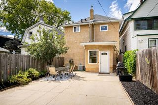 Photo 39: 531 Craig Street in Winnipeg: Wolseley Residential for sale (5B)  : MLS®# 202017854
