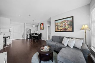 "Photo 1: 409 20728 WILLOUGHBY TOWN CENTRE Drive in Langley: Willoughby Heights Condo for sale in ""Kensington"" : MLS®# R2488856"