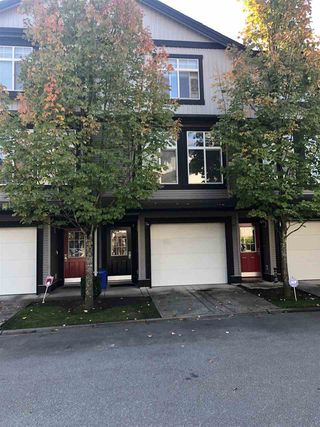 """Photo 1: 34 18828 69 Avenue in Surrey: Clayton Townhouse for sale in """"STARPOINT"""" (Cloverdale)  : MLS®# R2510395"""