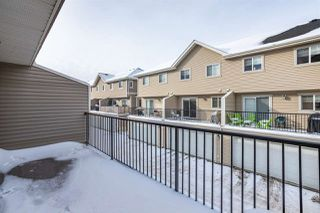 Photo 31: 35 675 ALBANY Way in Edmonton: Zone 27 Townhouse for sale : MLS®# E4221023