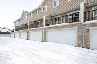 Photo 32: 35 675 ALBANY Way in Edmonton: Zone 27 Townhouse for sale : MLS®# E4221023