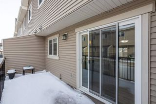 Photo 30: 35 675 ALBANY Way in Edmonton: Zone 27 Townhouse for sale : MLS®# E4221023