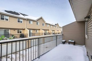 Photo 29: 35 675 ALBANY Way in Edmonton: Zone 27 Townhouse for sale : MLS®# E4221023