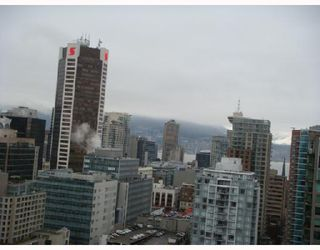 """Photo 8: 3301 939 HOMER Street in Vancouver: Downtown VW Condo for sale in """"THE PINNACLE"""" (Vancouver West)  : MLS®# V691168"""
