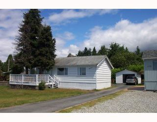 Main Photo: 4644 HIGHWAY 101 BB in Sechelt: Sechelt District House for sale (Sunshine Coast)  : MLS®# V692828