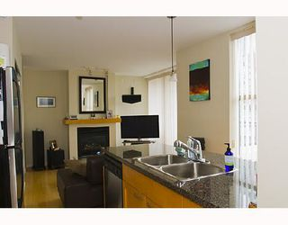 "Photo 7: 2107 989 RICHARDS Street in Vancouver: Downtown VW Condo for sale in ""MONDRIAN"" (Vancouver West)  : MLS®# V713987"