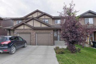 Photo 1: 5 PETER Street: Spruce Grove House Half Duplex for sale : MLS®# E4170630