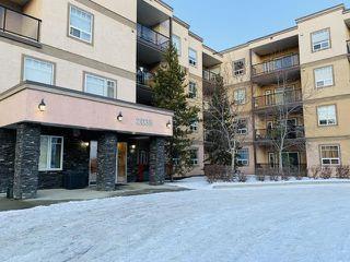 Photo 1: 310 2035 GRANTHAM Court in Edmonton: Zone 58 Condo for sale : MLS®# E4182856