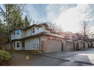 "Photo 1: 53 36060 OLD YALE Road in Abbotsford: Abbotsford East Townhouse for sale in ""Mountainview Village"" : MLS®# R2430717"