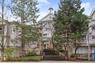 """Photo 1: 204 15268 105 Avenue in Surrey: Guildford Condo for sale in """"Georgian Gardens"""" (North Surrey)  : MLS®# R2432723"""