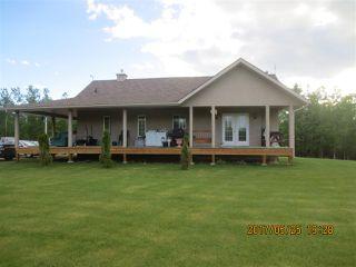 Main Photo: 55132 Range Road 143: Rural Yellowhead House for sale : MLS®# E4186655