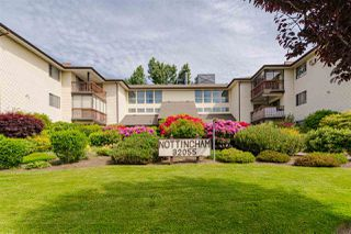 "Main Photo: 309 32055 OLD YALE Road in Abbotsford: Abbotsford West Condo for sale in ""The Nottingham"" : MLS®# R2460167"