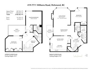 "Photo 31: 19 7711 WILLIAMS Road in Richmond: Broadmoor Townhouse for sale in ""The Gates"" : MLS®# R2488663"
