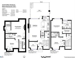 Photo 26: 2070 FULTON Avenue in West Vancouver: Ambleside 1/2 Duplex for sale : MLS®# R2488830