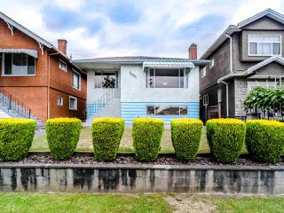 Photo 1: 1329 E 62ND Avenue in Vancouver: South Vancouver House for sale (Vancouver East)  : MLS®# R2494112