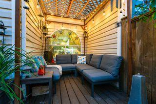 "Photo 25: 29 20699 120B Avenue in Maple Ridge: Northwest Maple Ridge Townhouse for sale in ""THE GATEWAY"" : MLS®# R2502906"