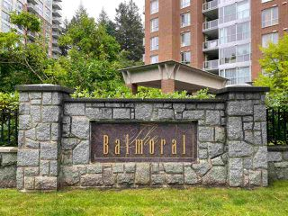 Photo 2: 1503 5615 HAMPTON PLACE in Vancouver: University VW Condo for sale (Vancouver West)  : MLS®# R2504856