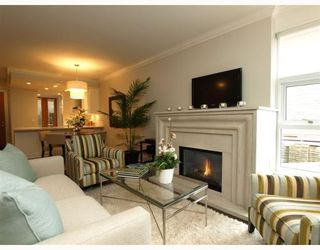 "Photo 6: #2 1891 Marine in West Vancouver: Ambleside Condo for sale in ""Park view place"" : MLS®# V796758"